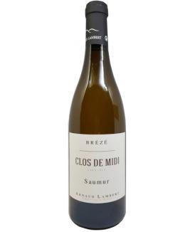"""Saumur Blanc Brézé """"Clos de..."""