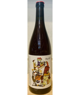 "Vin de France Rouge ""Hey..."