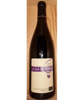 """Vin de France Rouge """"Le Gué..."""